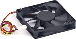 (1012553) Вентилятор Gembird, 70x70x15, втулка, 3 pin, провод 25 см