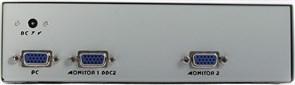 (1012560) Разветвитель сигнала VGA на 2 монитора (Gembird) GVS122