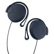(1012652) Perfeo PF-TWS-BLK наушники накладные с креплением за ухом TWINS чёрные