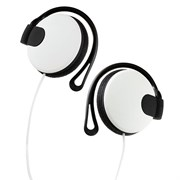 (1012651) Perfeo PF-TWS-WHT наушники накладные с креплением за ухом TWINS белые