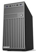 (1012860) Корпус Accord ACC-B202 черный без БП mATX 2xUSB2.0 2xUSB3.0 audio