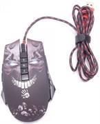 (1012912) Мышь A4 Bloody P85 черный оптическая (5000dpi) USB2.0 игровая (8but)
