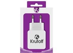 (1011086) СЗУ Krutoff CH-03 2xUSB, 2.1A