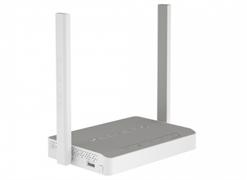 (1013084) Интернет центр Keenetic Omni (KN-1410) для выделенной линии Ethernet, с точкой доступа Wi-Fi 802.11n 300 Мбит/с, коммутатором Ethernet и многофункцион