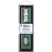 (1018712) Память DDR4 4Gb 2400MHz Kingston KVR24N17S6/4 RTL PC4-19200 CL17 DIMM 288-pin 1.2В