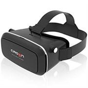 (1013117) Очки виртуальной реальности для смартфона CROWN CMVR-07 black