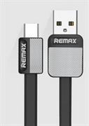 (1013455) USB кабель micro REMAX Platinum RC-044m (2m) black