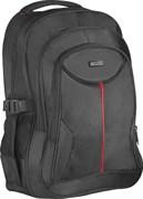 """(1013596) Рюкзак для ноутбука Defender Carbon 15.6"""" черный, органайзер"""