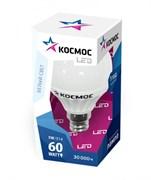 (1013631) Светодиодная лампа Космос GL45 5W 220V E14 4500K