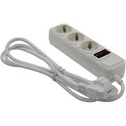 (1013702) EX221178RUS Сетевой фильтр Exegate SP-3-1.8W (3 розетки, 1.8м, евровилка, белый)