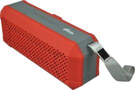 (1013834) Портативная беспроводная колонка RITMIX SP-260B red  (6 Вт, Bluetooth, FM, USB, microSD, AUX, 400 мАч)