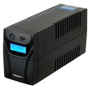 (1013809) Источник бесперебойного питания Ippon Back Power Pro LCD 400 240Вт 400ВА черный