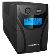 (1013808) Источник бесперебойного питания Ippon Back Power Pro II Euro 850 480Вт 850ВА черный