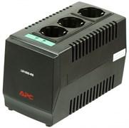 (1013730) Стабилизатор напряжения APC Line-R LS1000-RS 500Вт 1000ВА