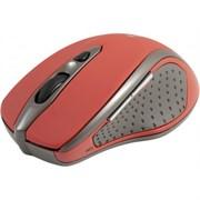 (125062) Мышь беспроводная Defender Safari MM-675 Nano Sunset, 800/1200/1600 dpi, красная (52676)
