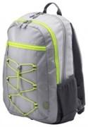 """(1013818) Рюкзак для ноутбука 15.6"""" HP Active серый синтетика (1LU23AA)"""