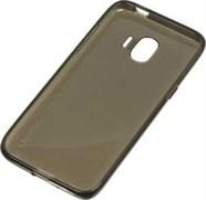 (1014031) Чехол (клип-кейс) Samsung для Samsung Galaxy J6+ (2018) Araree J Cover черный (GP-J610KDCPAIB)