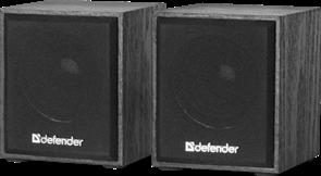 (220398) Колонки Defender SPK-230, 2.0, 2x2 Вт, USB