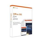 (1014225) Программное обеспечение MICROSOFT Office 365 Home Russian Medialess 6GQ-00960