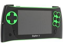 """(1014289) Игровая консоль SEGA Genesis Gopher 2 LCD 4.3"""" +700 игр (зеленая)"""