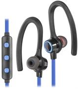(1014774) Гарнитура Bluetooth OUTFIT B720 BLACK/BLUE 63720 DEFENDER
