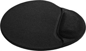 (1014831) Коврик для мыши Buro BU-GEL черный