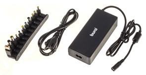 (1014807) Блок питания Buro BUM-0221B90 автоматический 90W 12V-20V 11-connectors 4.5A 1xUSB 2.4A от бытовой эл