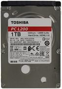 "(1014857) Жесткий диск Toshiba SATA-III 1Tb HDWL110EZSTA L200 Slim (5400rpm) 128Mb 2.5"" Rtl"