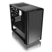 (1015272) Корпус Thermaltake Versa H17 черный без БП mATX 2xUSB2.0 1xUSB3.0 audio bott PSU