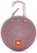 (1015317) Колонка порт. JBL Clip 3 розовый 3.3W 1.0 BT 1000mAh (JBLCLIP3PINK)