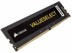 (1015292) Память DDR4 8Gb 2400MHz Corsair CMV8GX4M1A2400C16 RTL PC4-19200 CL16 DIMM 288-pin 1.2В