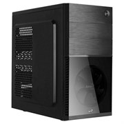 (1015269) Корпус Aerocool CS-105 черный без БП mATX 1x120mm 1xUSB2.0 1xUSB3.0 audio
