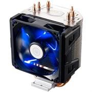 (113873) Вентилятор Cooler Master Hyper 103 (RR-H103-22PB-R1), ALL Socket, TDP 70-95 Вт, 80х80х25, PWM 800-3000rpm, 2 тепловые трубки