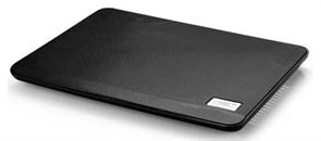 """(1003878) Подставка для ноутбука Deepcool N17 BLACK 14"""" 330x250x25mm 21dB 1xUSB 465g Black"""