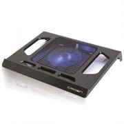 "(1004340) Подставка для ноутбука CMLS-937 (Black) 15,6"", 2*Fan,blue light"