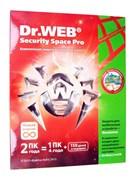 (1003213) ПО DR.Web Security Space 2 ПК/2 года (BHW-B-24M-2-A3)