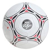 (1015861) Мяч футбольный р.5, 260 гр, 32 панели, 2 подслоя, машин.сшивка, цвета микс 440873