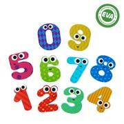 """(1015862) Набор EVA игрушек для ванны """"Цифры""""         3295760"""