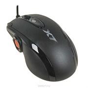 (1014597) Мышь A4 X-755BK черный оптическая (2000dpi) USB игровая (9but)