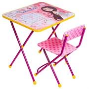 """(618043) Набор мебели """"Познайка. Маленькая принцесса"""" мягк стул 3-7лет КП2/17 618043"""