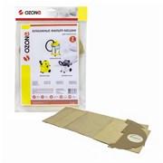 (1016770) Мешки-пылесборники Z-17 Ozone бумажные для пылесоса, 2 шт   4300645