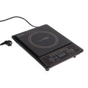 (1018973) Плитка индукционная LuazON LIP-001, 2100 Вт, 1 конфорка, чёрная 3927847