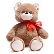 """(1017334) Мягкая игрушка """"Медведь Саша"""" тёмный, 50 см 14-90-3 4336272"""