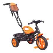 (1019402) Велосипед трехколесный Лучик Vivat 3, цвет оранжевый   3409410