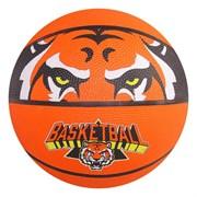 """(1019493) Мяч баскетбольный """"Тигр"""" р.7, 480 гр, цвета микс 2987208"""