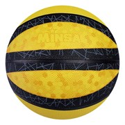 (1019498) Мяч баскетбольный MINSA р.7, 500 гр, PVC, камера бутил   3998953
