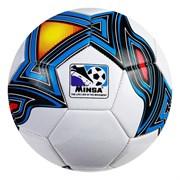 (1019508) Мяч футбольный MINSA  р 5, 320 гр, 32 панели, TPU, 3 под слоя, машин сшивка 3910788