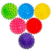 (1019512) Мячик массажный 10 см, 22 гр, цвета микс 292634