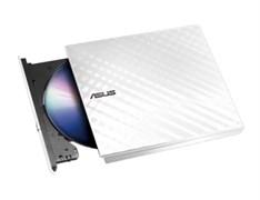 (1005241) Привод DVD+/-RW Asus SDRW-08D2S-U LITE/WHT/G/AS белый USB ext RTL