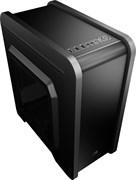 (1007617) Корпус Aerocool Qs-240 черный w/o PSU mATX 4x120mm 2xUSB2.0 1xUSB3.0 audio bott PSU